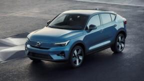 Volvo C40 : les infos et photos sur ce SUV coupé 100% électrique