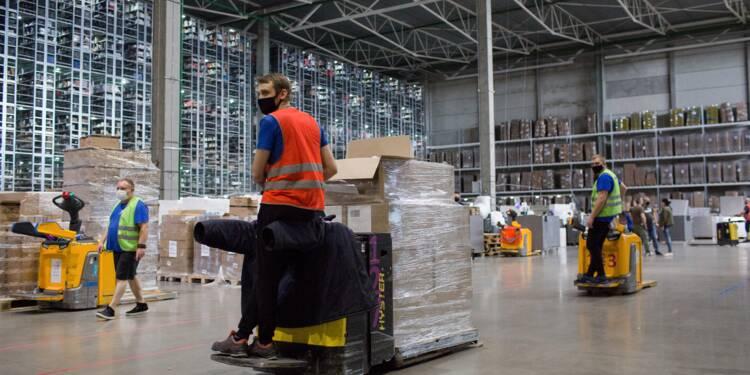 Face à Amazon, le géant russe du e-commerce Wildberries veut s'imposer en France