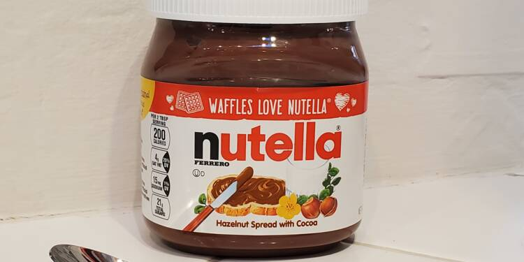Nutella lance ses muffins