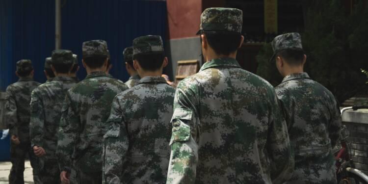 La Chine annonce une augmentation de son budget militaire