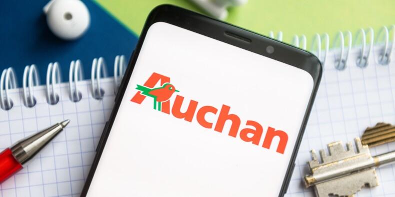 Enfin rentable, Auchan réduit sa dette grâce à une vente à Alibaba