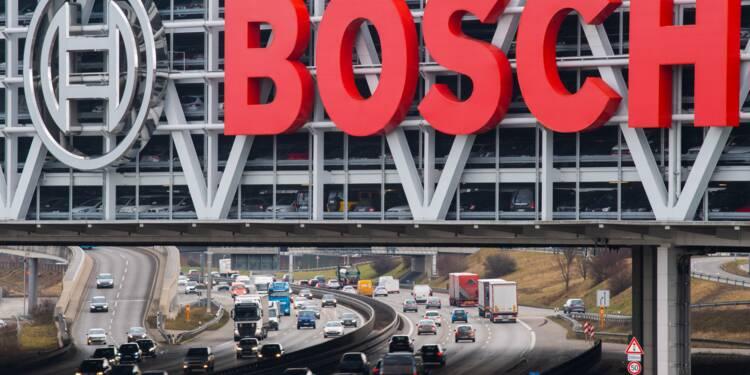 Face au déclin des voitures diesel, Bosch va sabrer 3 emplois sur 5 à Rodez !