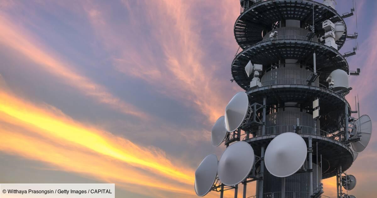 Après avoir dégradé une antenne 5G, ils demandent une rançon - Capital.fr