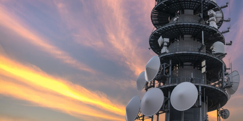 Après avoir dégradé une antenne 5G, ils demandent une rançon