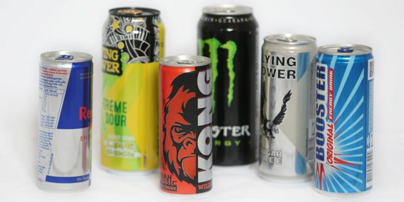 Prudence face aux boissons énergisantes