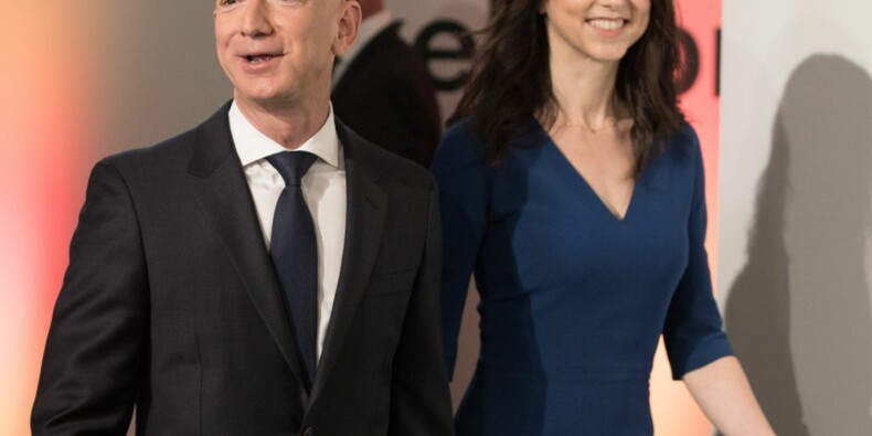 L'ex-femme de Jeff Bezos, MacKenzie Scott, s'est remariée