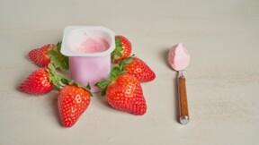 Auchan rappelle des yaourts pouvant contenir des fils métalliques