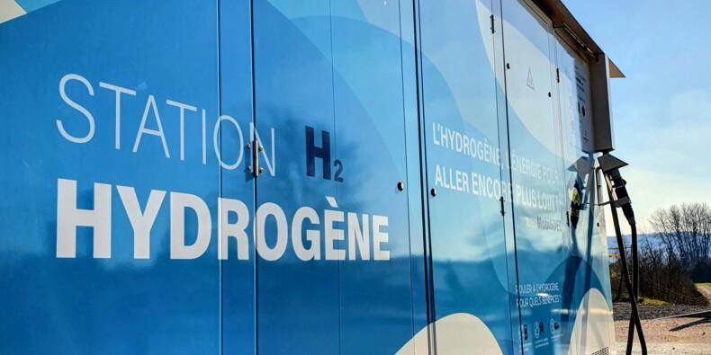 """Hydrogène vert : la recherche française """"dans le peloton de tête"""", selon le CNRS"""
