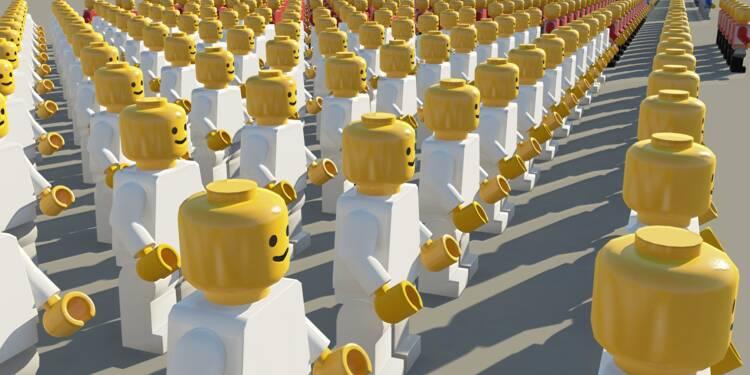 Lego a profité à plein du confinement, profits historiques