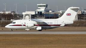 Les avions de la couronne britannique retirés du service l'année prochaine par mesure d'économie