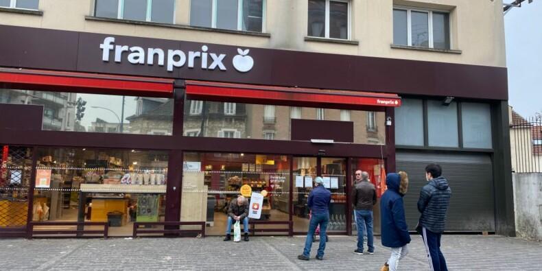Franprix va se déployer autour de Lyon et Paris