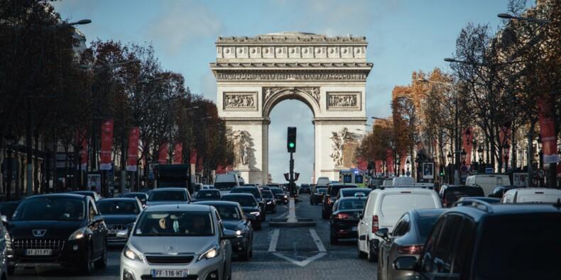 Paris va généraliser les 30 km/h dès 2021