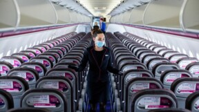Cette compagnie aérienne propose de réserver le siège vide d'à côté pour seulement 10 euros