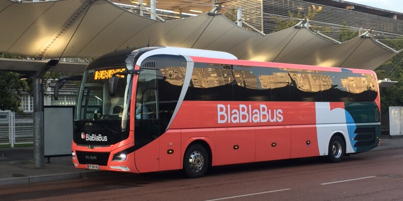 Blablacar reprendra ses liaisons d'autocars fin mars, la marque Blablabus disparaît