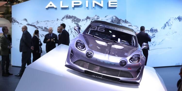Renault : Alpine passe au 100% électrique