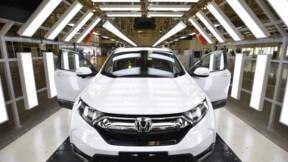 Honda suspend sa production dans cinq usines d'assemblage
