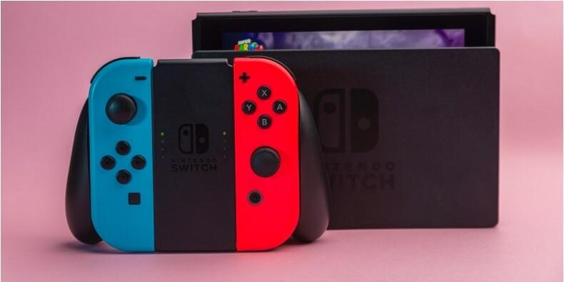 Nintendo Switch : 5 ventes flash sur la console et les jeux vidéo sur Amazon