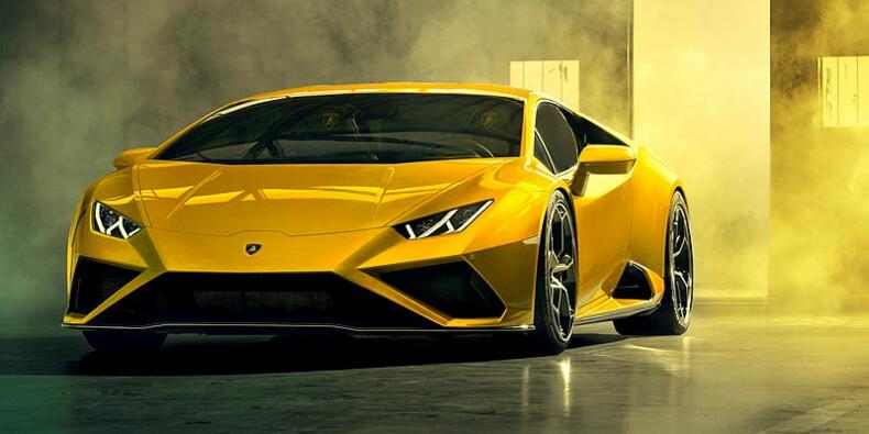 Lamborghini (Volkswagen) se rit de la crise du Covid-19, marge record !