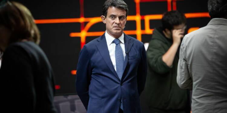Manuel Valls épinglé par la Cour des comptes espagnole pour ses frais de campagne