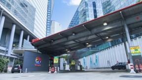Total : bientôt une station-service… sans carburant