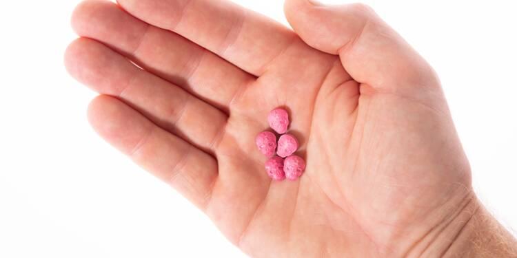 La MDMA saisie par la police était en fait de la poudre de fraises Tagada
