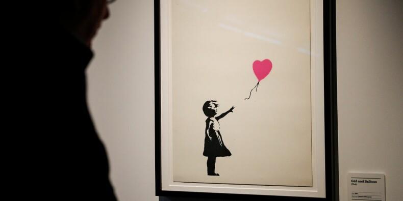 Le système de santé touche le pactole grâce à Banksy