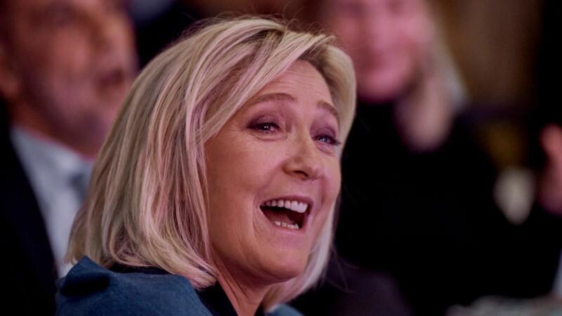 Ni réforme des retraites, ni hausse d'impôts... comment Marine Le Pen veut rembourser la dette