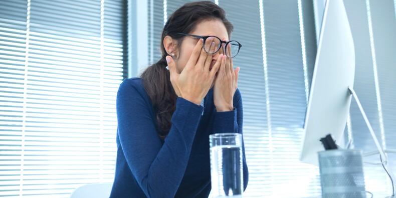 Télétravail, confinements... le nombre de dépressions sévères a doublé chez les salariés
