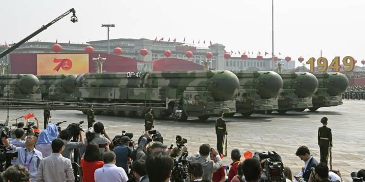 La Chine construit toujours plus de silos pour des missiles nucléaires