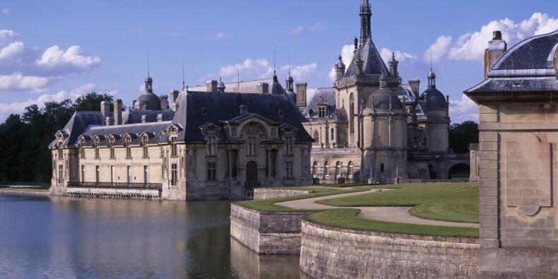 L'Etat vient au secours du domaine de Chantilly