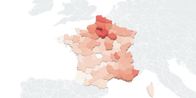 Olivier Véran annonce le confinement de trois nouveaux départements