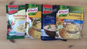 L'usine Knorr d'Unilever en Alsace va arrêter ses activités, 261 emplois en question
