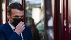 Covid-19 : Emmanuel Macron évoque une possible levée du couvre-feu en juin