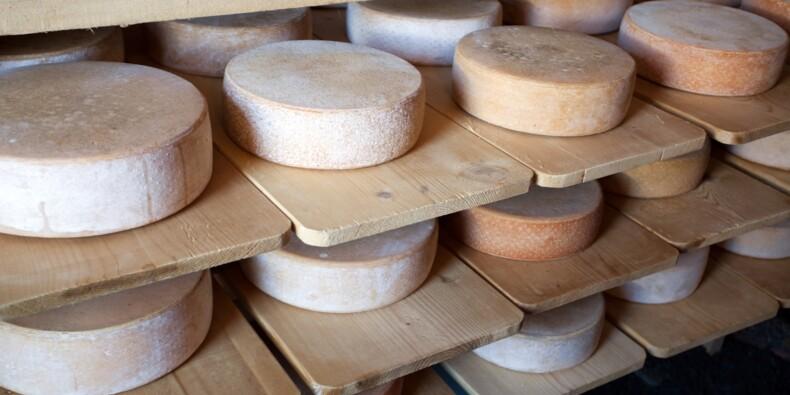 1,6 tonne de fromage vendue : le défi relevé par l'abbaye de Citeaux