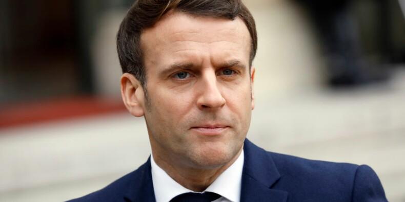 """Confinement strict : """"Rien n'est décidé"""" selon Emmanuel Macron"""