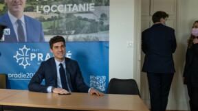 """Aurélien Pradié veut """"rompre avec un quart de siècle de gestion socialiste"""" en Occitanie"""