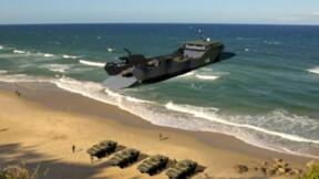 Face à la Chine, l'US Navy développe des bateaux de débarquement