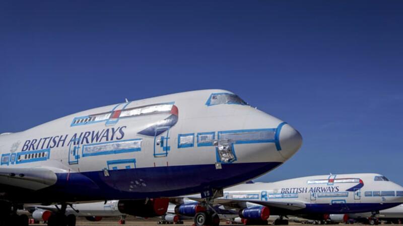 Les repas de Première classe de British Airways livrés à domicile