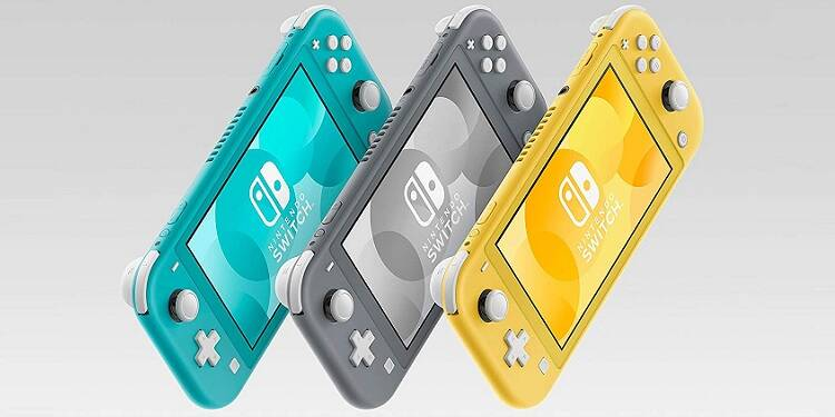 Nintendo Switch : La version Lite enfin de retour en promotion sur Amazon