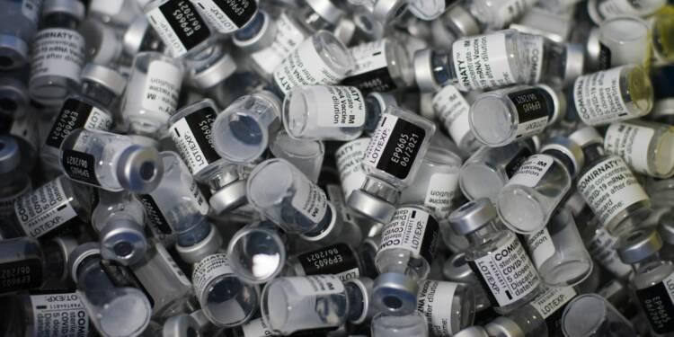 Covid-19 : top départ pour la production de vaccins en France