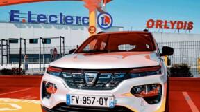 Leclerc met en location les Dacia Spring pour 5 euros par jour
