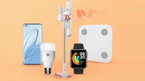 Xiaomi : jusqu'à -50% sur les smartphones, montres connectées chez Amazon