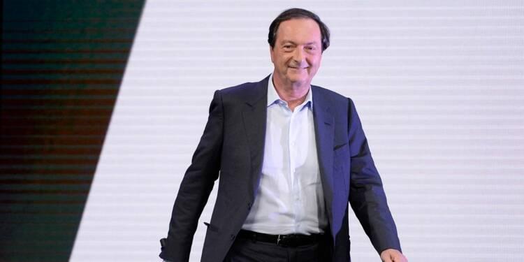 """Michel-Edouard Leclerc : """"Parler de rayons non-essentiels, c'est une expression ségrégationniste"""""""