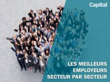 Les meilleurs employeurs secteur par secteur en 2021