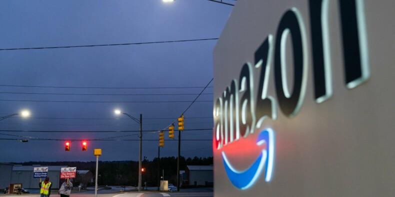 Les salariés d'Amazon dans l'Alabama votent contre la création du syndicat