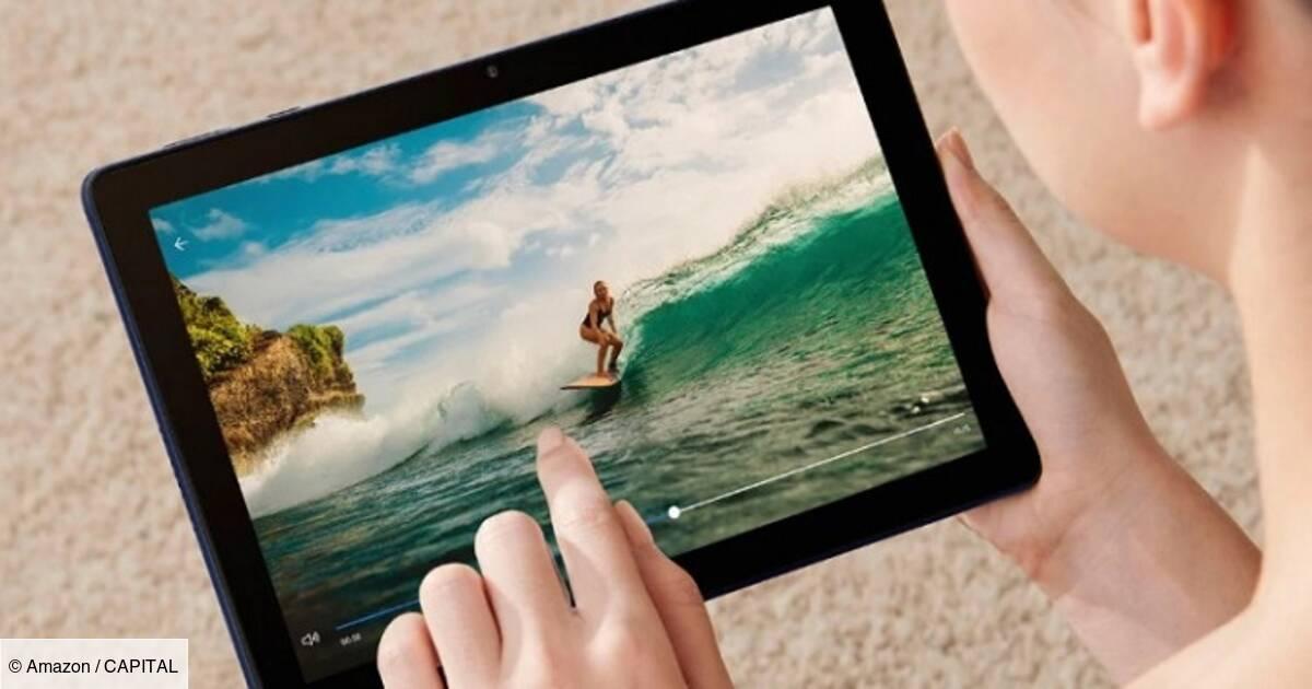 HUAWEI : -32% sur la tablette tactile MatePad T10 chez Amazon