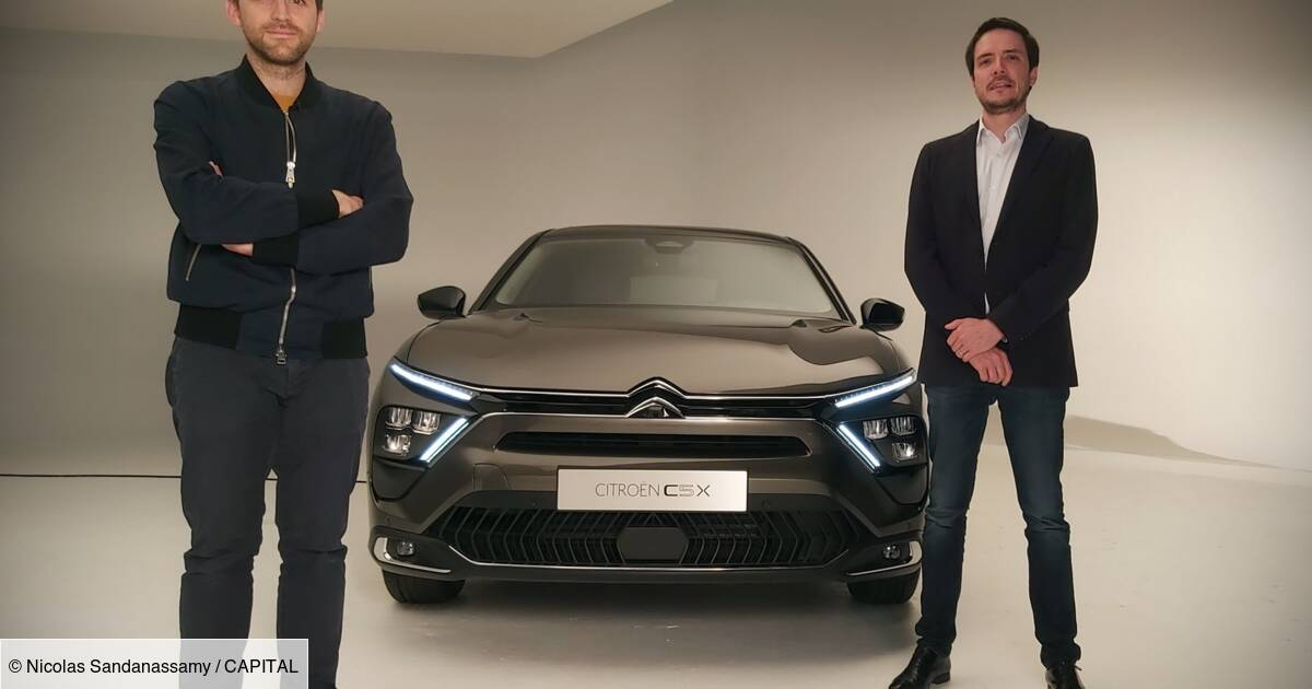 Citroën C5 X : le tour du propriétaire avec le chef de produit