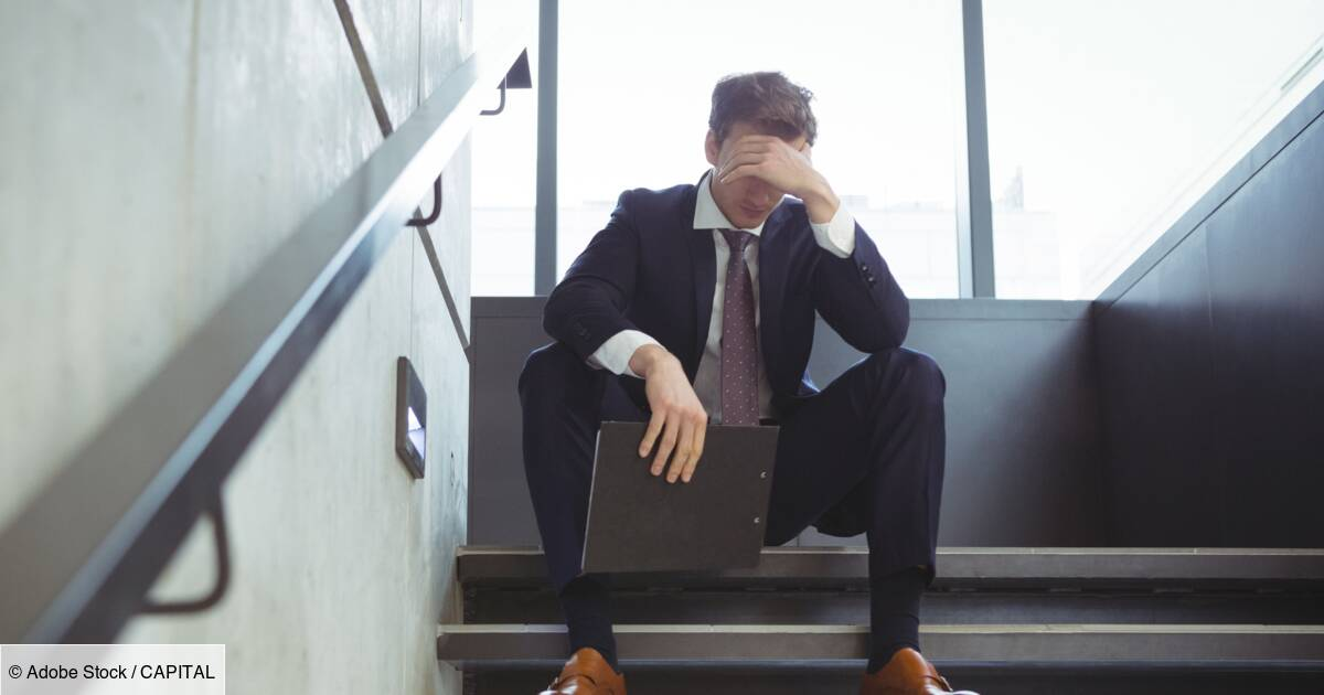 Burn-out, licenciement, faillite... comment se relever après une situation de crise ?