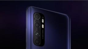 Xiaomi : -26% sur le smartphone Mi Note 10 Lite chez Amazon
