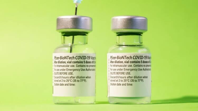 Le vaccin Pfizer/BioNTech serait moins efficace contre le variant sud-africain
